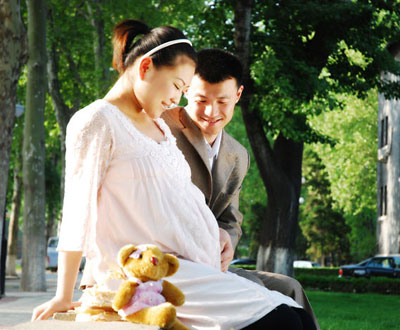 获奖作品:幸福温馨的一家人图片
