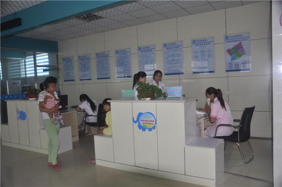 阳谷县李台镇中心卫生院